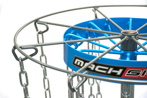 DGA Mach Shift 3-in-1 Portable Practice Disc Golf Basket