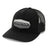 Innova Striped Bar Patch Snapback Mesh Disc Golf Cap Black
