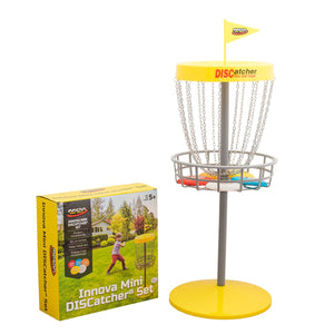 Innova Mini DISCatcher Game Set Full Setup