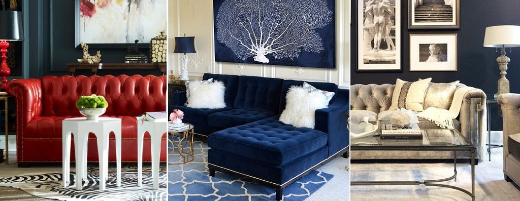 NAILHEAD TREND IN HOME DECOR IN 2017