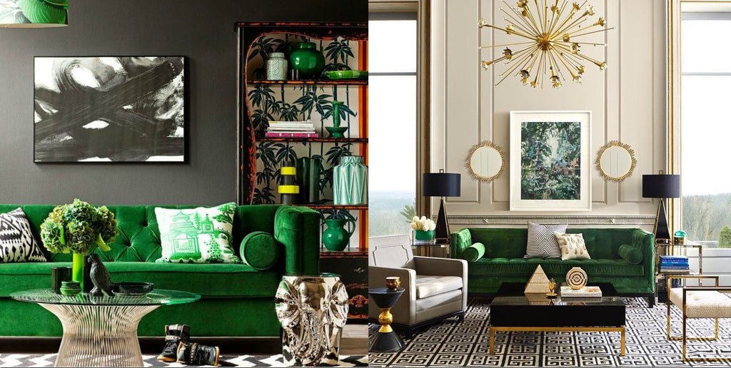 15 BEST COLOUR TRENDS FOR HOME DÉCOR