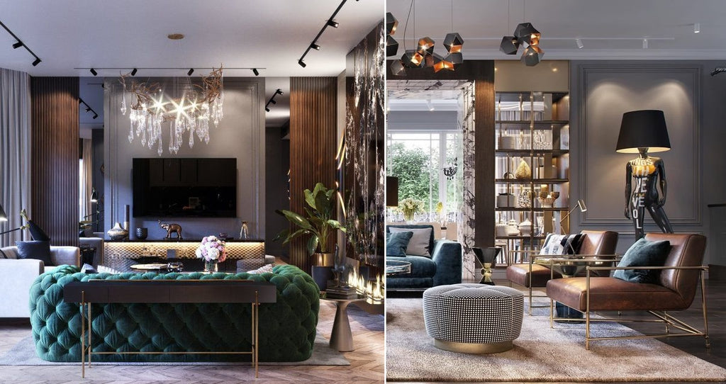 Glamour Brown Interiors