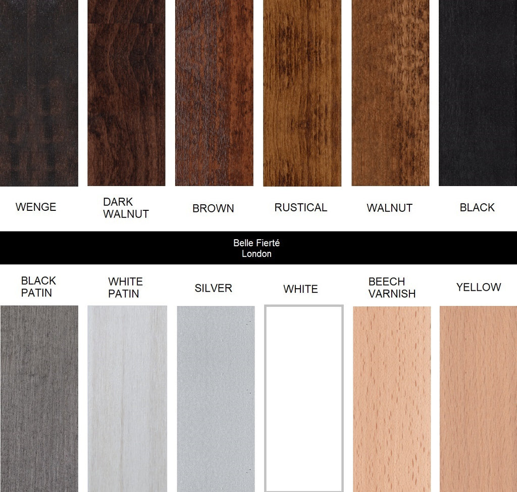Woof Colour Options For Dining Chairs & Sofas