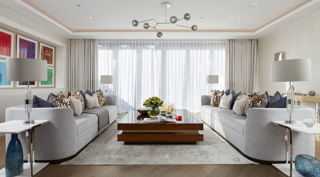 THE TOP COLOUR TRENDS OF 2019 IN INTERIOR DESIGN AND