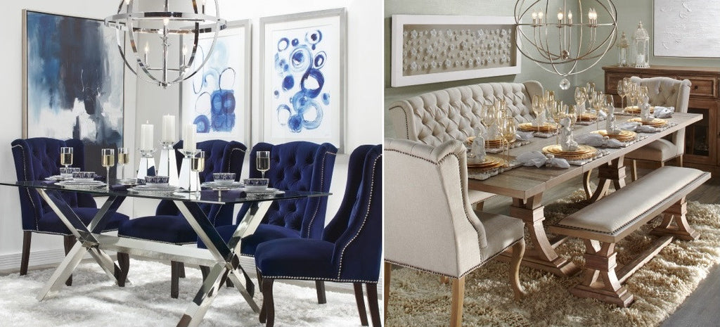 Types Of Dining Chairs To Suit Your Interior Belle Fierte