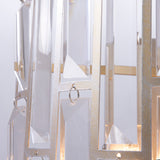 BOSTON - Glamour Wall Light, Crystal Champagne Finish Wall Lamp-Wall Light-Belle Fierté