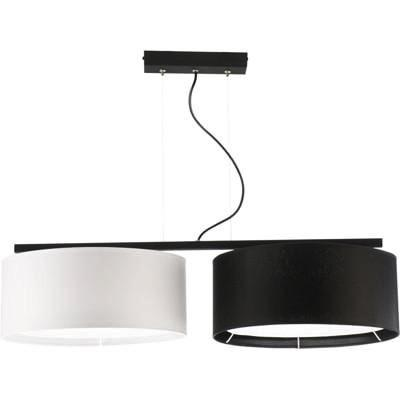 2 Light Modern Ceiling Lamp-Ceiling Lamp-Belle Fierté
