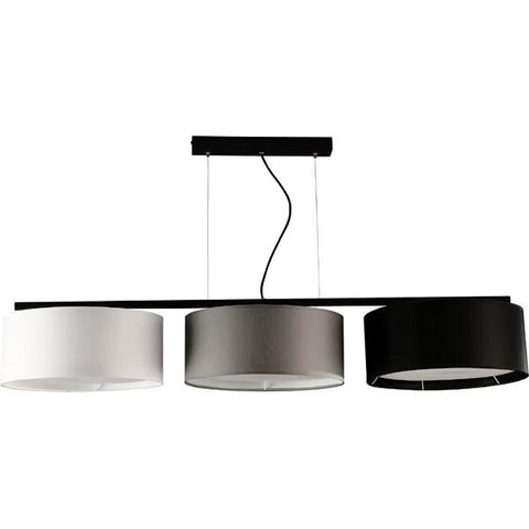 3 Light Modern Dining Table/ Island Ceiling Lamp-Ceiling Lamp-Belle Fierté