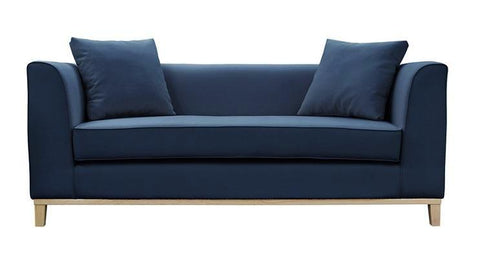 Olivia - 3 Seater Modern Fabric Sofa-Sofa-Belle Fierté