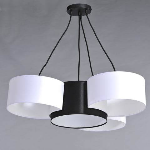 4 Light Modern Ceiling Lamp-Ceiling Lamp-Belle Fierté