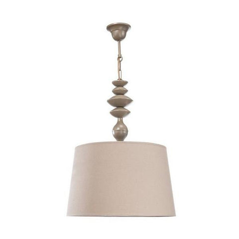 Beige Ceiling Lamp-Chandelier-Belle Fierté