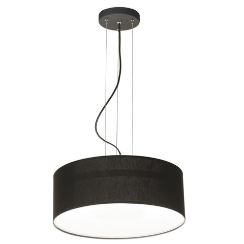 Black Modern Ceiling Lamp-Chandelier-Belle Fierté