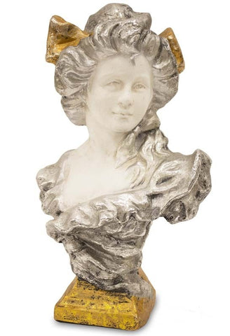 Helena - Bust Sculpture-Vases & Ornaments-Belle Fierté