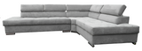 Ella - Contemporary Fabric Corner Sofa-Sofa-Belle Fierté