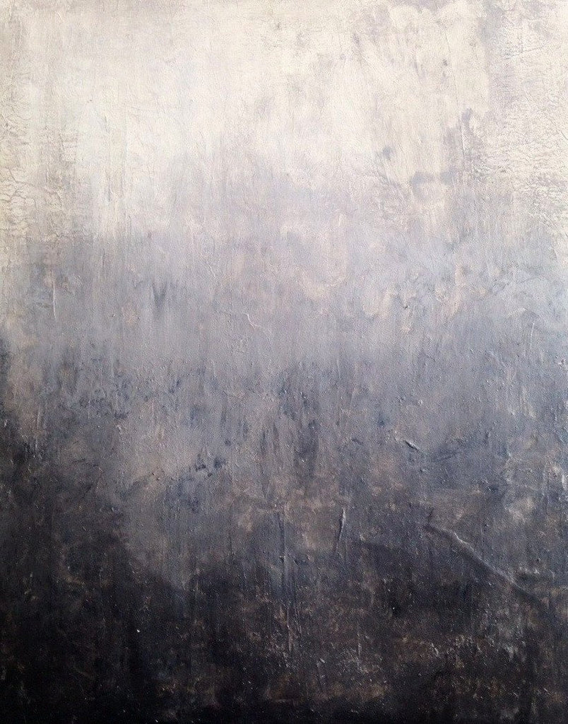 Abstract canvas painting handmade acrylic painting