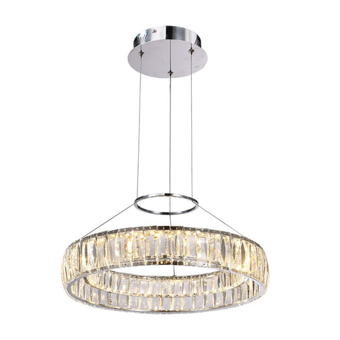 Serena - Elegant Classic Crystal Ceiling Lamp, Luxury Chandelier-Ceiling Lamp-Belle Fierté