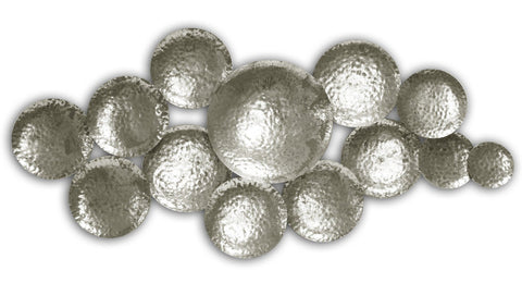 Thiago - Contemporary Metal House Wall Decoration-Wall Decoration-Belle Fierté