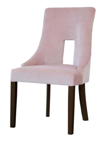 Carol - Velvet Dining Chair-Chair-Belle Fierté
