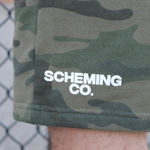 Scheming Forever Fleece Shorts - Scheming Co.