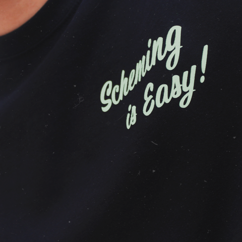 Scheming is Easy! LongSleeve - Scheming Co.