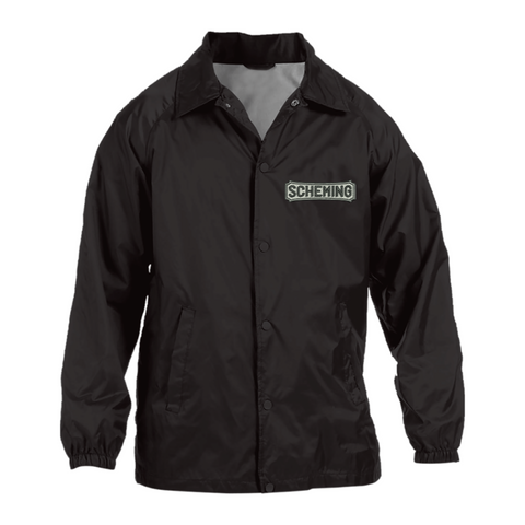 Scheming Staff Jacket