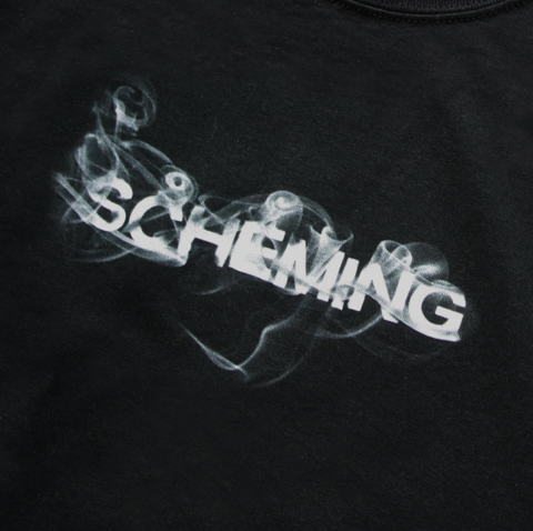 S/S '21 Smoke Tee - Scheming Co.