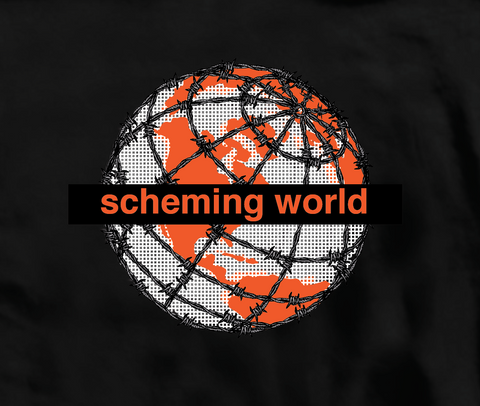 Scheming World Hoodie