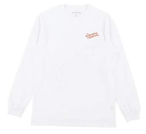 The Scheming Company Longsleeve T-Shirt - Scheming Co.