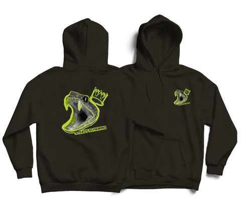 Steady Scheming Pullover Hoodie