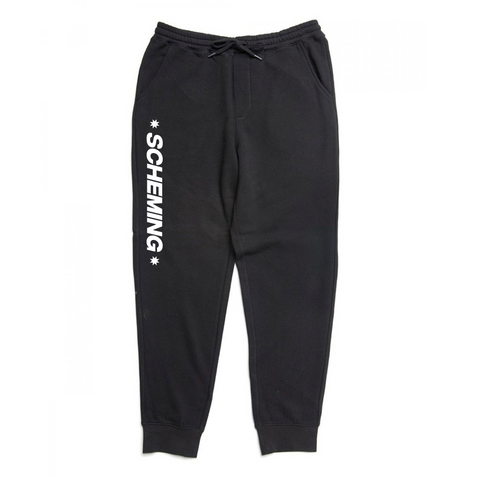 Scheming Fleece Sweatpants - Scheming Co.