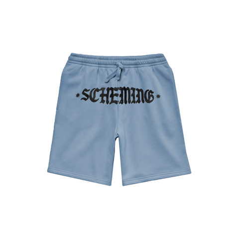 S/S '21 Pigment Dyed Shorts - Scheming Co.