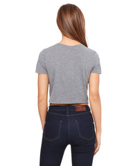 Women's BOAT Cropped T shirt