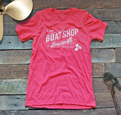 Men's Boat Shop T Shirt