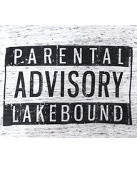 Women's Parental Advisory Lake Bound Tank