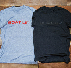Men's Boat Up T Shirt