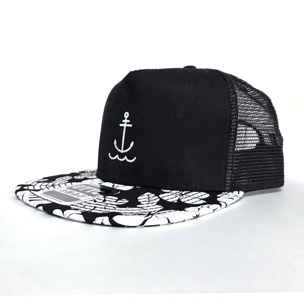 Hawaiian Anchor Snapback