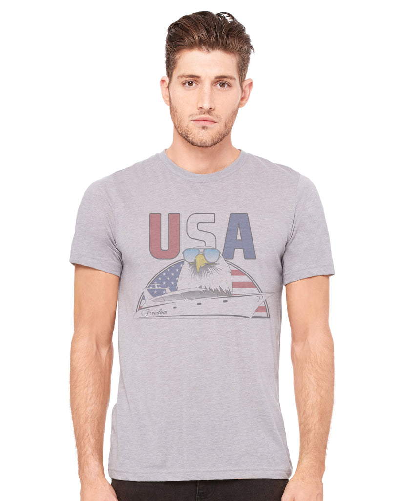 Men's USA T Shirt