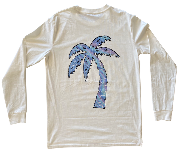 PSYCHEDELIC Palm Long Sleeve