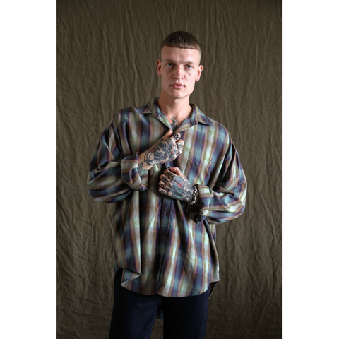 FLANNELETTE STREETS SHIRT (EXTRA LARGE)
