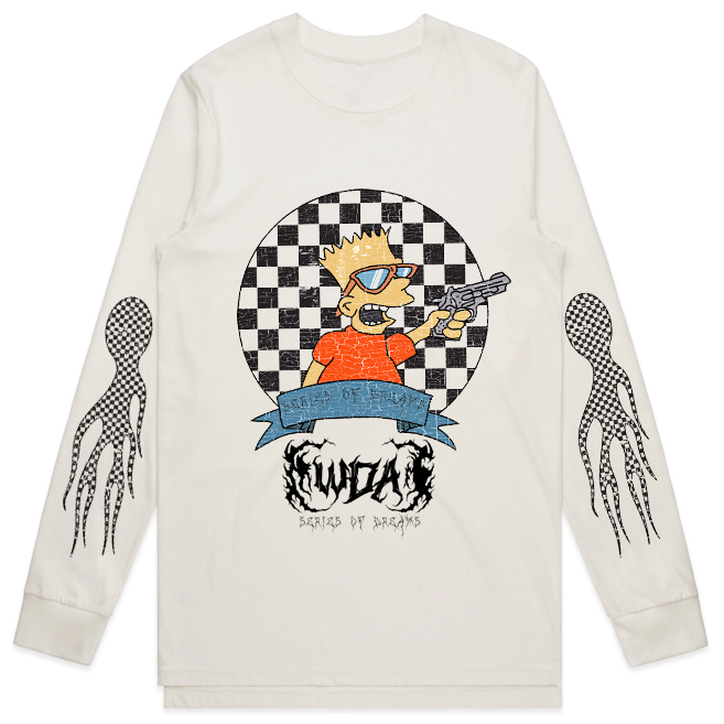 Bart Man Long Sleeve