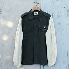 "World War Love Jacket ""One of a Kind"" (Extra Large)"