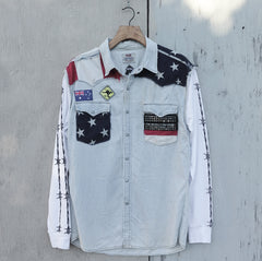 "Outback Trash Jacket ""One of a Kind"" (Large)"