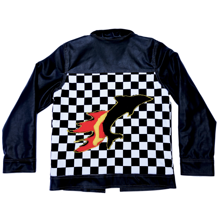 Wave Racer Jacket 'One of a Kind'