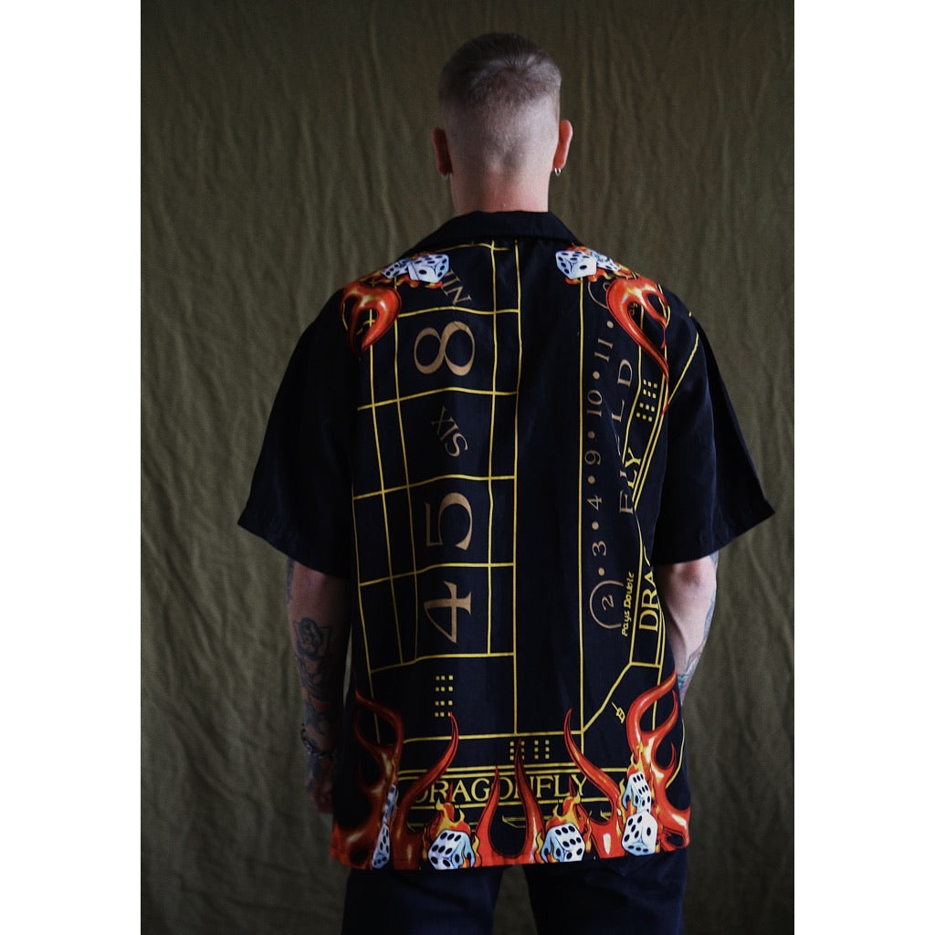 Gambling Dad Shirt (Size Large)
