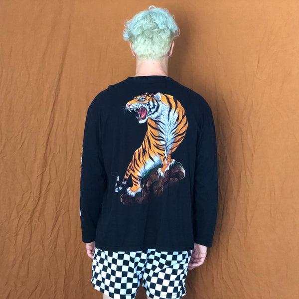 "Prowler L/S- Black ""One of a Kind"" (Extra Large)"