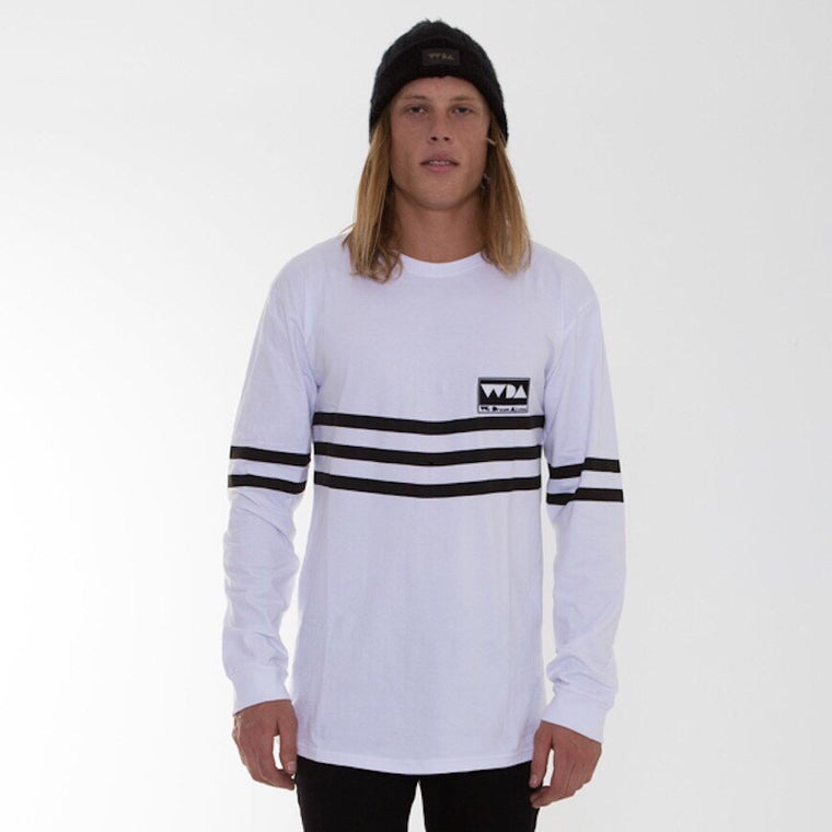 The Jersey - White (only 1x medium left)