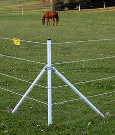 Mule Posts - 4-ft high Mule Corner & End Systems