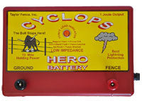 Cyclops Hero Battery Energizer 1.5 Joule