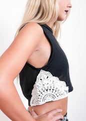 Crochet Cropped Top 2