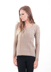 HiLo Knit Sweater